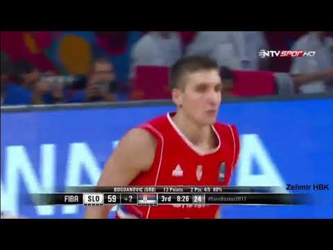 Bogdan Bogdanovic's Final Game vs Slovenia