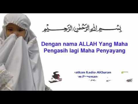 Doa Tolak Angin Ahmar
