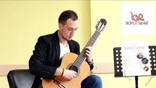 Asturias(Leyenda)-Isaac Albeniz by Ersin Hiçdurmaz