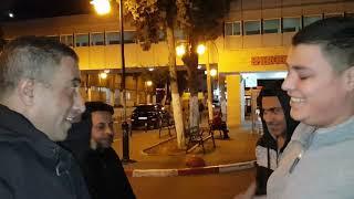 تعرض مواطن لهجوم من خنزير قرية دير جرير مع جمال العمواسي