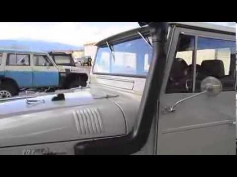 1966 Toyota Land Cruiser FJ45 Long Bed Pickup Truck FOR SALE