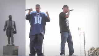 Push el Asesino Feat. Mr. Yosie - Dame un Motivo (Live Damnificados 2013) HD