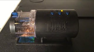 Futterautomat Juwel RIO 180, 240 Aquarium * feeder automat food * how it works