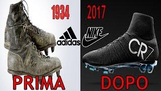Le Scarpe da Calcio PRIMA e DOPO !!!