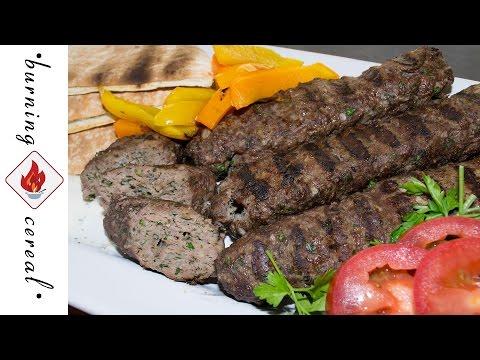 Lebanese Kafta - Recipe