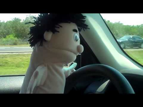 """Dave Ryan's Puppet Theatre """"Topless Vacation Fun"""""""