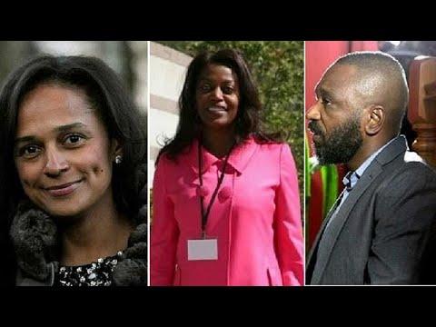 Things Fall Apart for Angola's dos Santos family