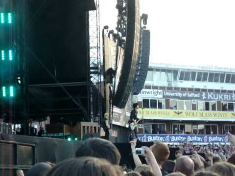 Green Day - Coming Clean (Live at the Cricket Ground, Manchester 16.06.10)