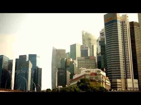 Tallest Skyscrapers of Singapore are Big in Asia