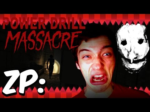 Power Drill Massacre  - HEART ATTACK CENTRAL | Zonic Plays | W/Webcam
