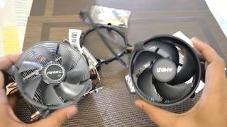 Antec A30 CPU cooler Temperature Test & Unboxing - Best cheap cpu cooler !