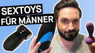 Sexspielzeug für Männer: Meini macht den Selbstversuch || PULS Reportage