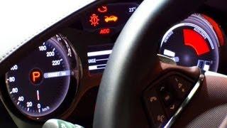 Fisker Karma Hybrid Sedan Videos