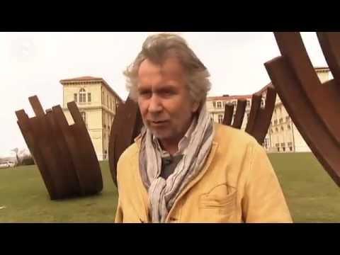 French Sculptor Bernar Venet | Euromaxx