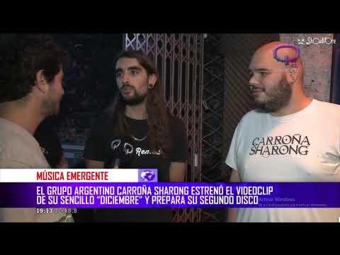 """Entrevisa Carroña Sharong en """"Q Noticias"""""""