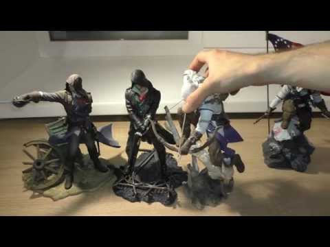 Assassins Creed Syndicate Unboxing Charing Cross Edition - распаковка