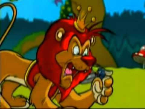 el raton y el leon - YouTube