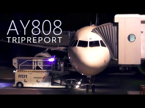 TRIP REPORT | Finnair AY808 | A320 Full Flight Experience | Munich - Helsinki