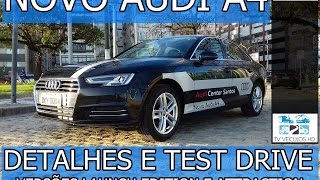 avaliao review 2016 novo audi a4 2 0 tfsi s tronic hd