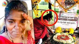Pulwama Attack : KPY Nisha Emotional Tribute to Martyr | CRPF Kashmir