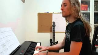 Muse - Space Dementia (Piano Instrumental Cover)