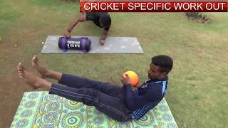 Baixar Parachute # Speed agility drills #Core # Cricket specific workout at PS Sports academy