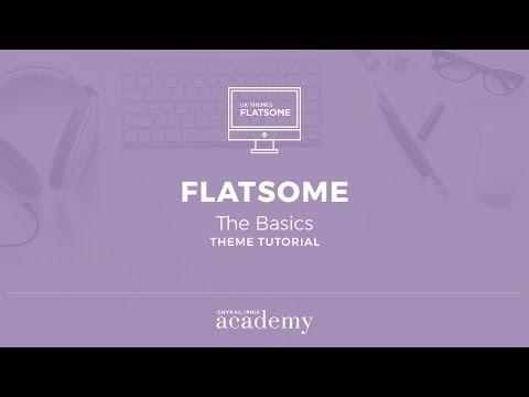 Flatsome Theme Tutorial (WordPress) - Session 1: The Basics