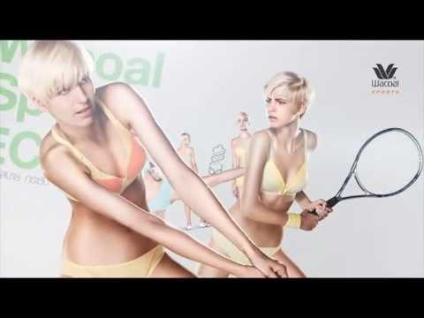Wacoal Sport ชุดชั้นในสำหรับออกกำลังกาย