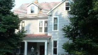 VanDeavender-Richardson House, 1019 Ann, Julia-Ann Square Historic District, Parkersburg WV