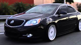Michael's Stanced Buick Verano | The Holy Buick | MRQZ Media