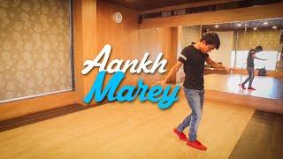 Aankh Marey - simmba | Hip hop + Bollywood Dance | Jay Kansara Choreography
