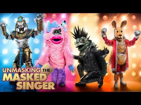 The Masked Singer Season 3 Episode 2: ADRIENNE BAILON Dishes on Reveals, Theories and New Clues!