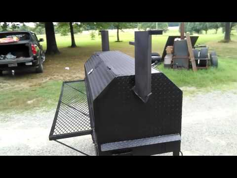 Custom Metal Projects large grill