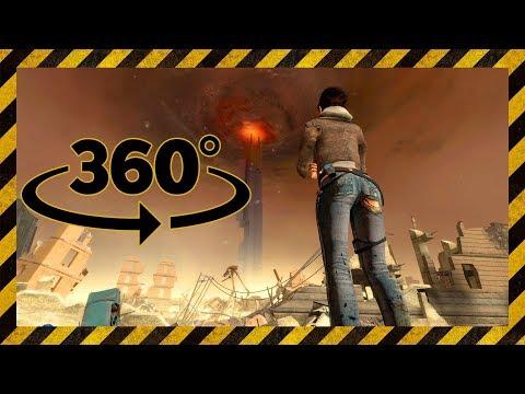 VR 360 Alyx Vance Half LIfe Model Review