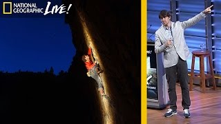 Climbing and Cameras  My Crazy Adventures Around the World (Part 1) | Nat Geo Live