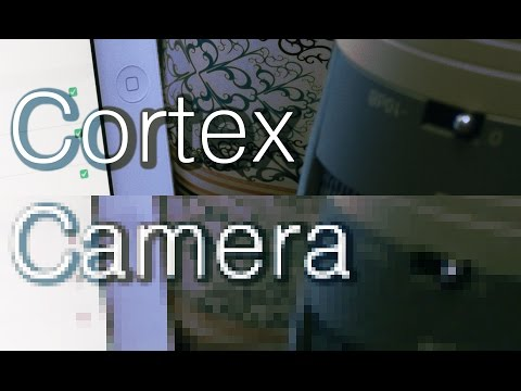 Cortex Camera теперь в 27 Mpx