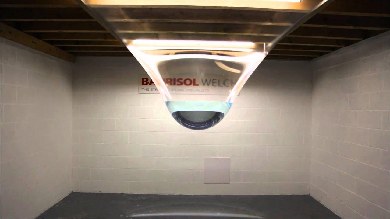 Barrisol Stretch Ceiling Youtube