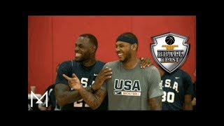 USA Basketball Funny Moments and Bloopers of all Time