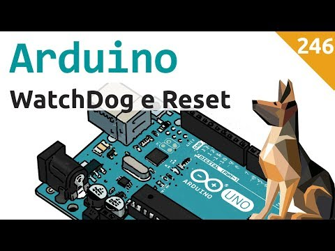 Arduino E I Watchdog - Video 246