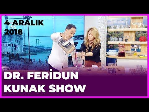 Dr. Feridun Kunak Show - 4 Aralık 2018