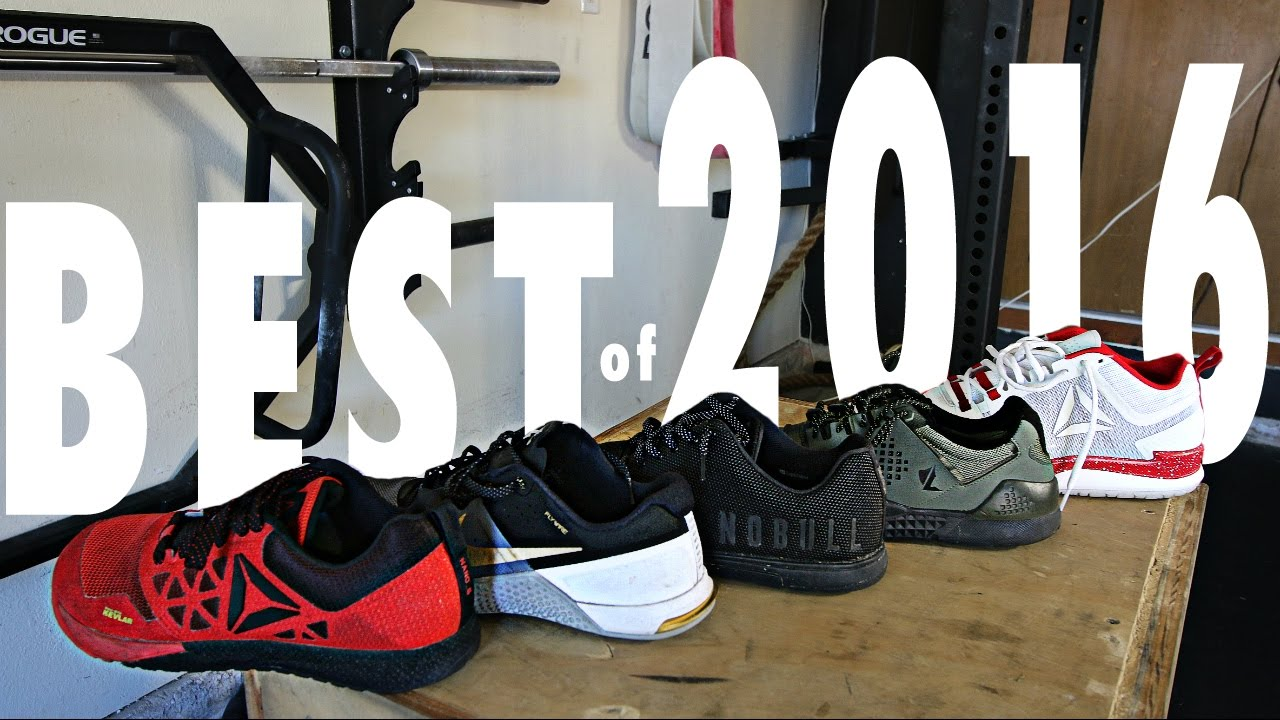 1b6aed24f432ba Top 5 BEST Training Shoes of 2016! - YouTube