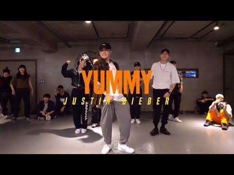 Yummy - Justin Bieber   Wootae Choreo Class   Justjerk Dance Academy