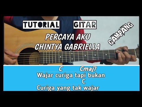 tutorial-gitar-(petikan)-percaya-aku---chintya-gabriella
