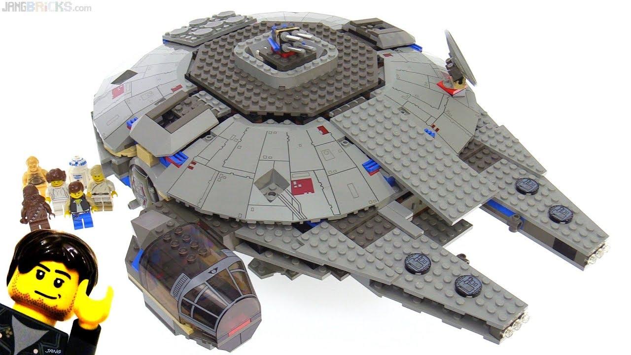 Classic LEGO Millennium Falcon From 2000 Set 7190