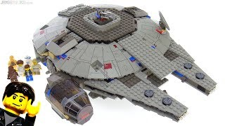 Classic LEGO Millennium Falcon from 2000! set 7190