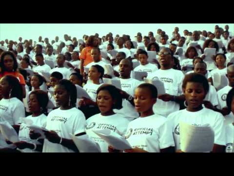 Largest group of carol singers - Nigeria - Guinness World Records
