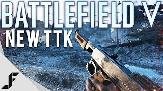 Battlefield 5 Testing the New TTK