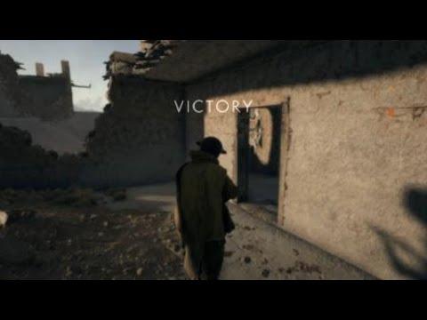 Battlefield™ 1: Sniper in Sinai Desert