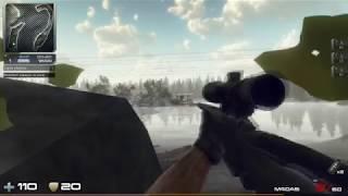 М40 А6 снайпеская винтовка  кастомизация Contract Wars (wtask)обзор!