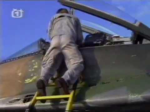 Václav Vašek od tygrů - MiG-29 Czech Air Force
